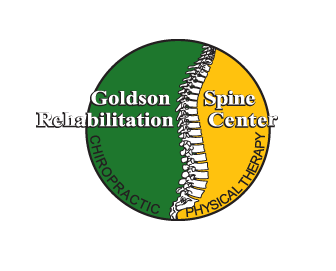 Goldson Spine and Rehab Logo